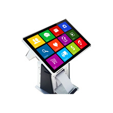 WD-B11.6 11.6 inch touch screen pos system Windows 10/Android support all in one pos