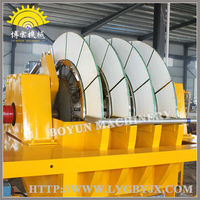 Dewatering HMS Benefication Plant For Copper Ores Oxides By Ceramic Disc Vacuum Filter