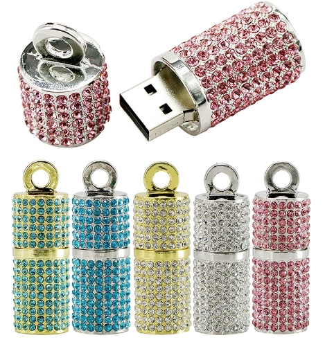Marvelous Jewelry Usb Stick 4gb 8gb Pen Drive 16gb 32gb for gift or use