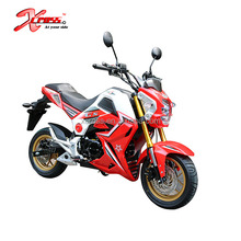 Chinese Cheap Monkey bike 110CC Motorcycles Mini Racing Motorcycle Mini Sports Motorcycle 110cc For Sale MSX110