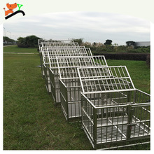 High Quality Stainless Steel Dog Cage for Sale Cheap