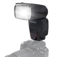 Shanny SN910EX-RF 2.4GHz i-TTL 1/8000s Flash Speedlite for Nikon as SB910
