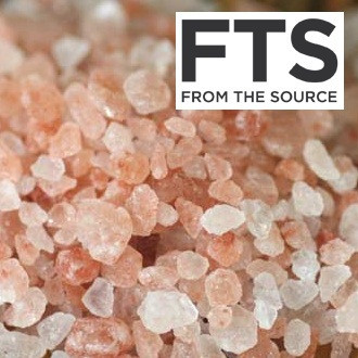 Himalayan Pink Edible Rock Salt - Granulated / Grof / Granulaat / Gros sel