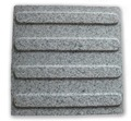 Factory-direct-supply China G603 Light Grey Granite Blind Tactile Stone