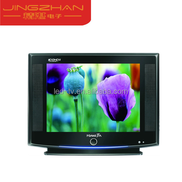 21 inch ultra slim CRT TV with TO-SHIBA Solution China manufacturer