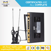 F3B32 Industrial Multi Sim Modem 3G Load balance dual Sim Card Router,Dual Sim WIFI Router for Video Stream.