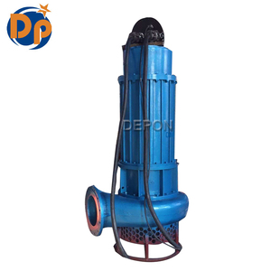 Mining Dewatering Submersible Slurry Pump with Agitator