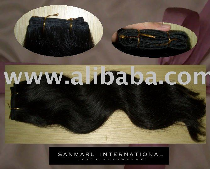 Hair Extension Weave