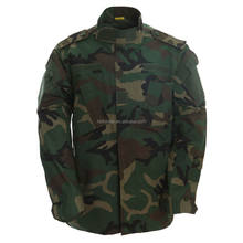 Used Military Camo British Captain Russian Uniform