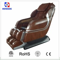Chinese businessmen back pain massage machine chair