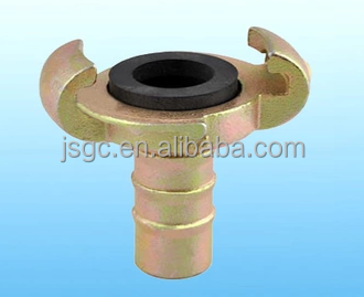 Marine brass Air Hose Coupling European Type Reducing Hose Coupling