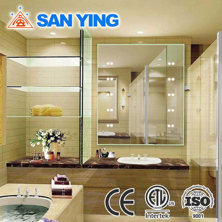 Professional manufacturer Frameless wall mirror led light