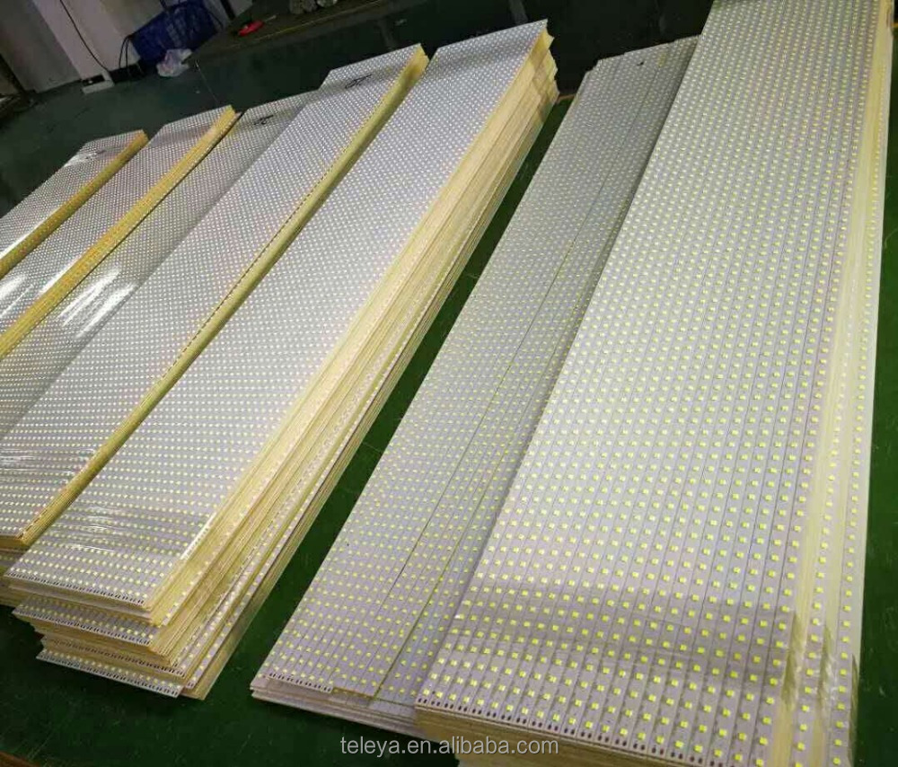 T5 T8 2835 smd led tube light pcb 0.3m 0.6m 0.9m 1.2m 1.5m 110lm/w