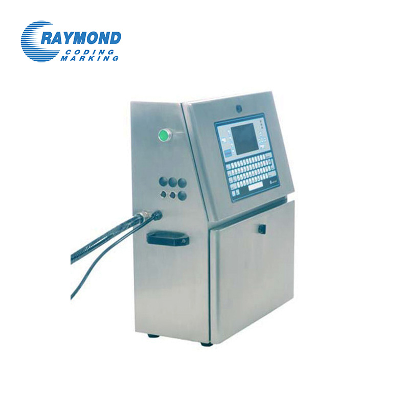Cable & Wire Printing Machine /continuous Small Industrial Inkjet ...