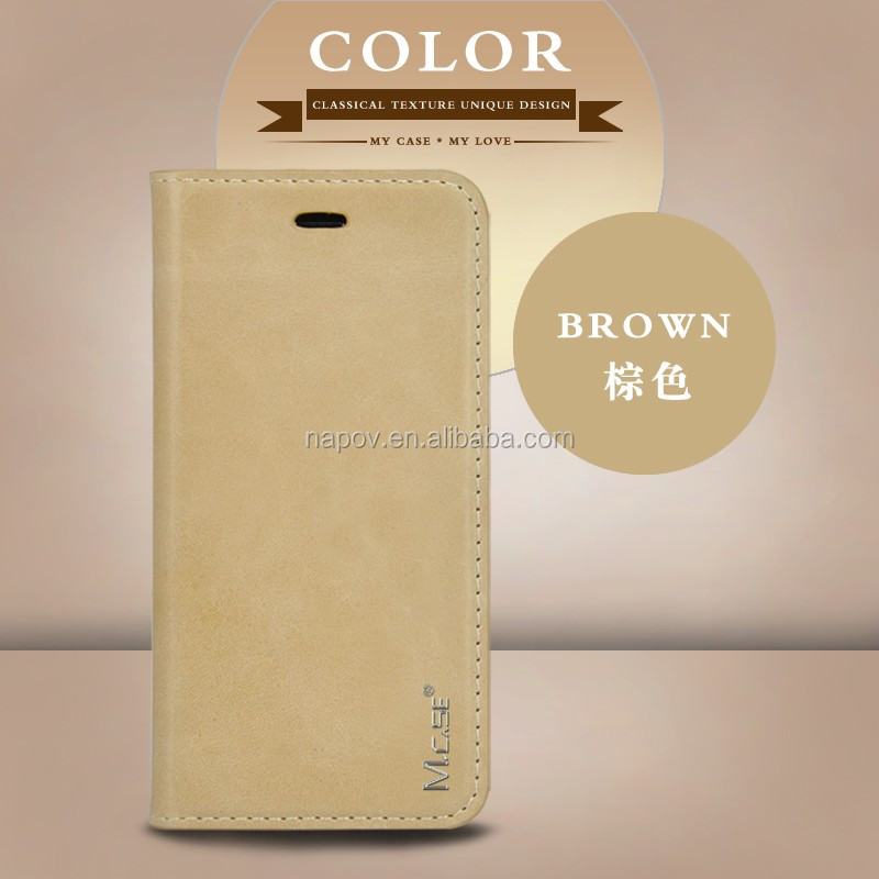 Alibaba Wholesale High Quality Leather Flip Cover For Samsung Galaxy j3