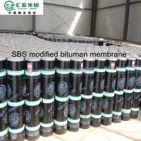 manufacturer: bitumen waterproof membrane for concrete roof waterproofing