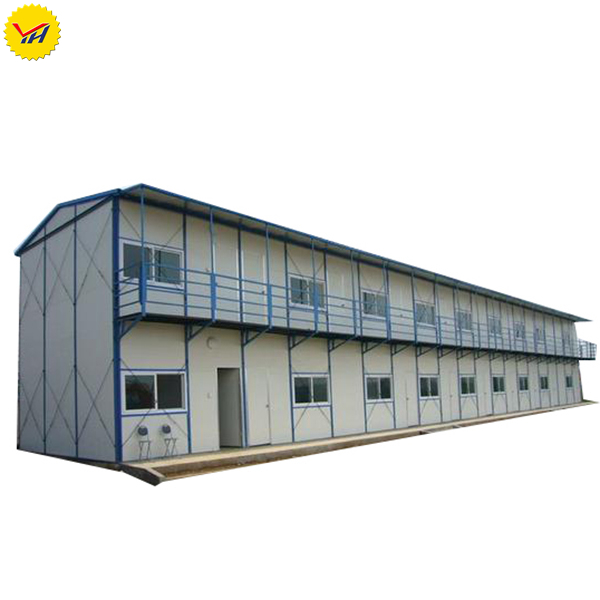 Convenient save money sandwish panel portable shelter for classrooms, hotel, villa, carport, etc