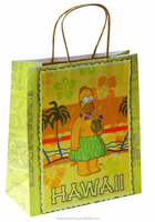 Customized Kraft Shopping Recycled Paper Shopping Bag for packaging