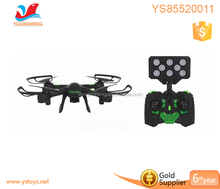 2018 Mini china factory drone with 30 thousand hd camera rc quad copter 2.4G wifi drone quadcopter