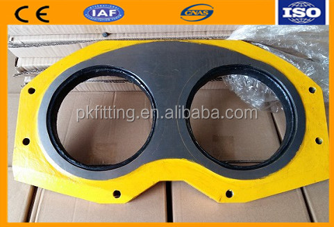 Putzmeister/Schwing/Sany/Zoomlion /CIFA Concrete pump spare parts concrete pump wear plate