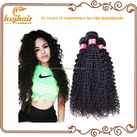 Indian Kinky Twist Braids Hair Remy Afro Kinky Curly Human Hair Weave Long Hair Extension