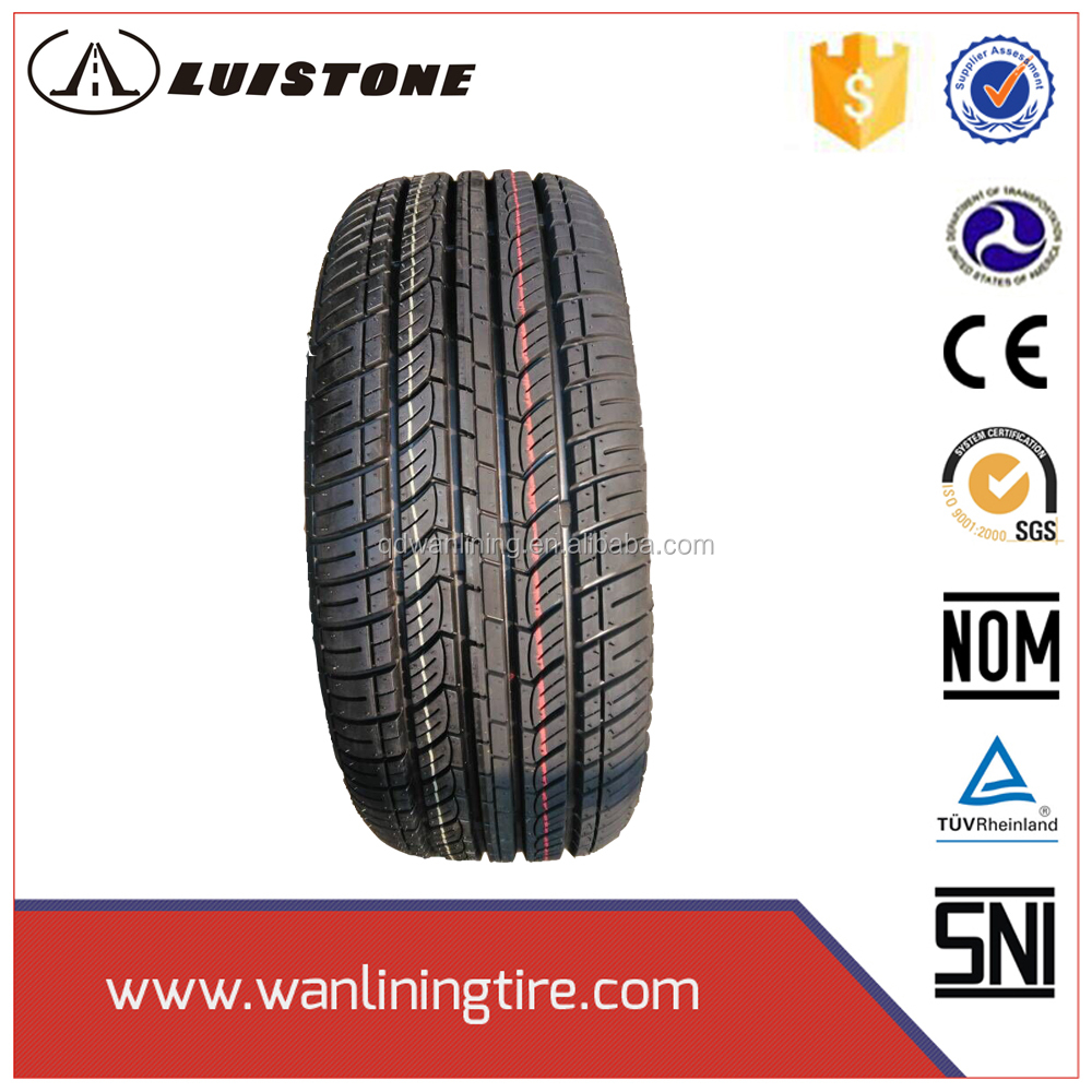 brand pcr tyre 185 65r16 r12 r13 r14 r15 r16r17 Dot ECE Gcc CCC ISO approved car tyre