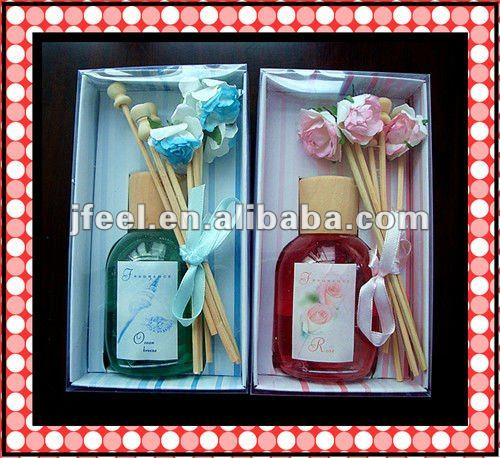 Signature Scented Potpourri/Flower Fragrance Reed Diffusers/Oil Refills