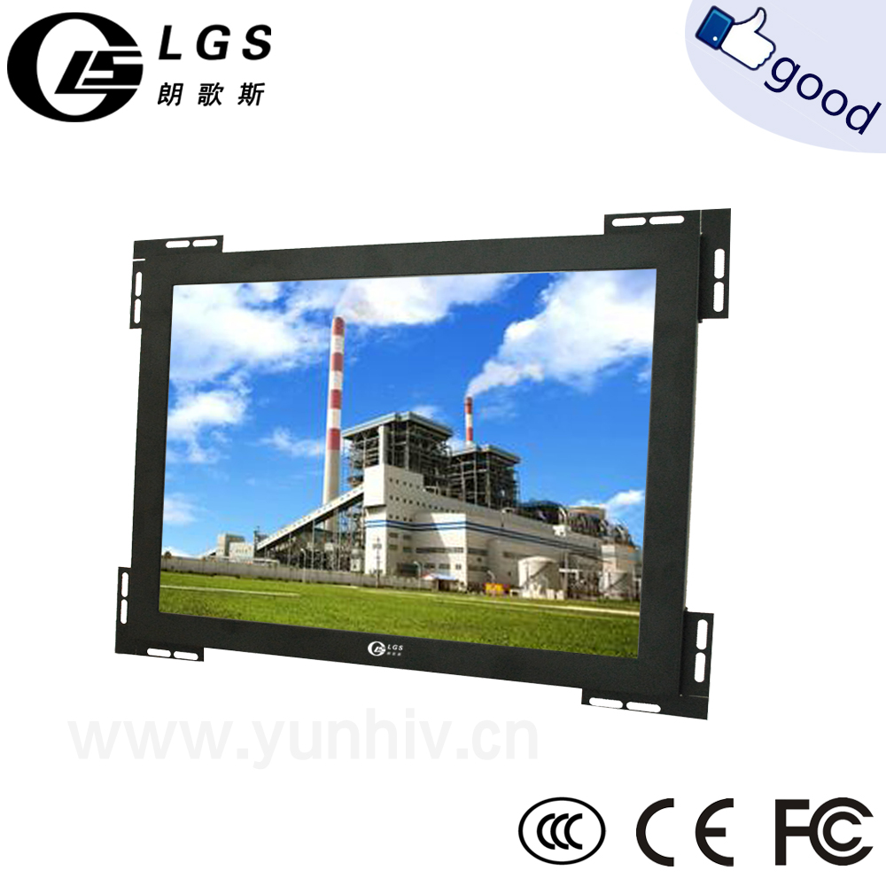 19 inch Industrial Resistive Touch Screen All in One POS Embedded for Sale