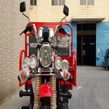 China LZSY cargo tricycle3 wheel motorcycle bike/gasoline motor tricycle