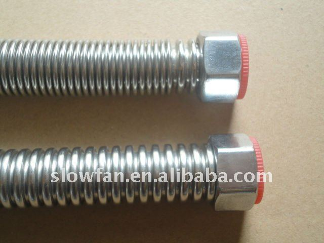 In acciaio inox scaldabagno morbido tubo corrugato tubi for Tubo scaldabagno
