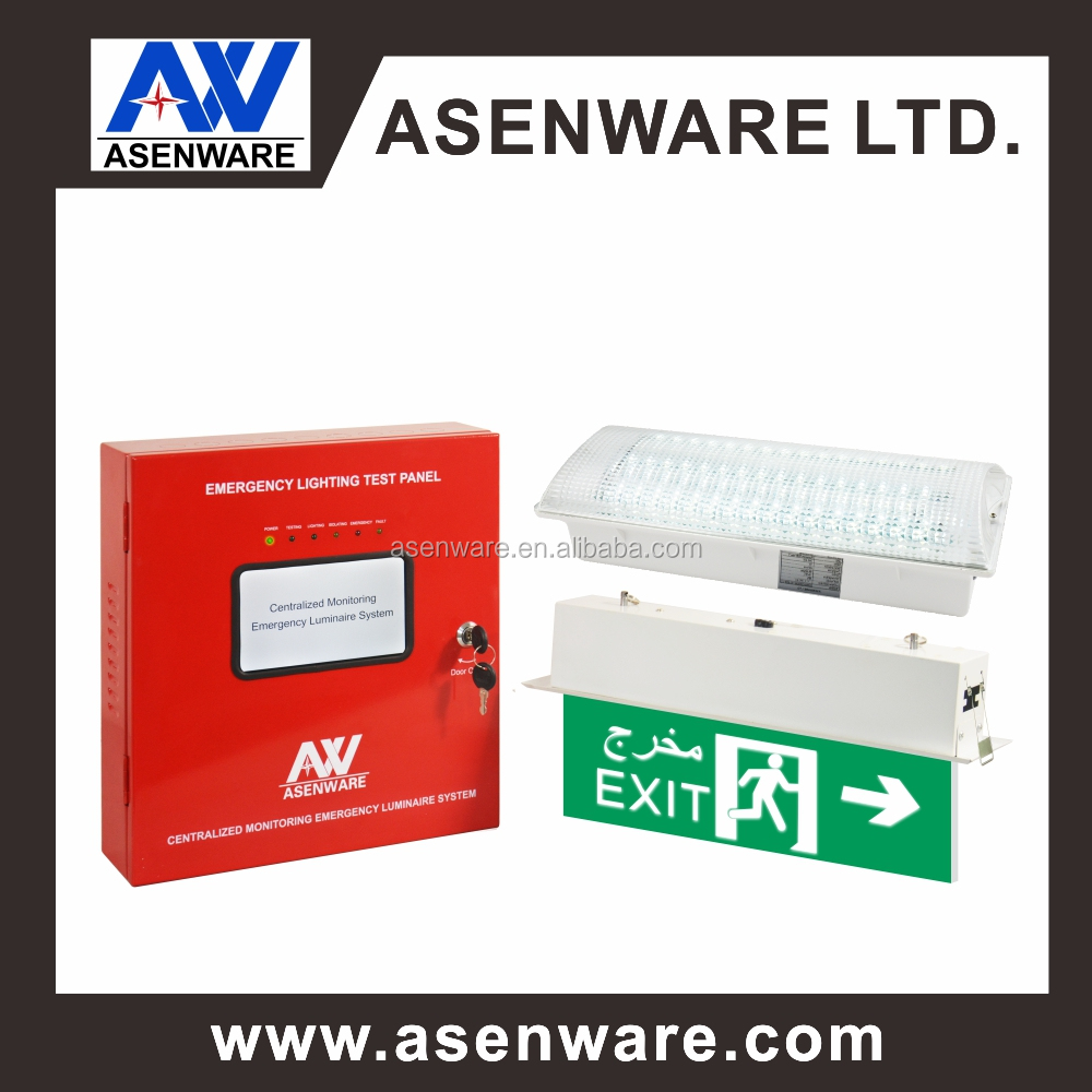 monitor lighting. addressable emergency light monitor system with 500 lightings per loop buy systememergency and control lighting