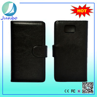 Original fancy custom leather cover wallet case for samsung galaxy s2 i9100