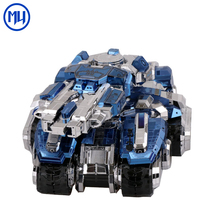 2017 MU Hot Sale Starcraft Metal Model Siege tank 3d Diy Etching Craft Assembling Funny PuzzleToys