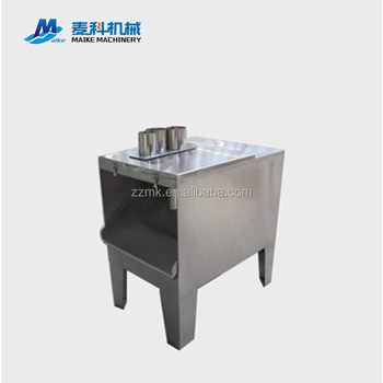 New style effective and durable fruit and vegetable cutting machine