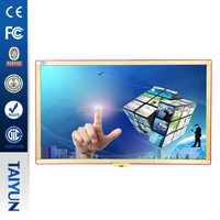 Phone Design Shopping Mall Advertising Touch Screen Kiosk With 3g/wifi