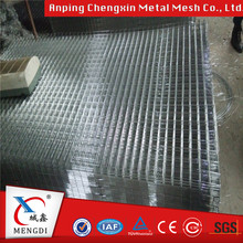 Factory supply high quality 1x1 welded mesh, Mild Steel/Galvanised Sheets