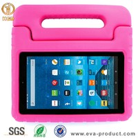 High quality shockproof tablet silicone case for kindle fire hd 7 2015