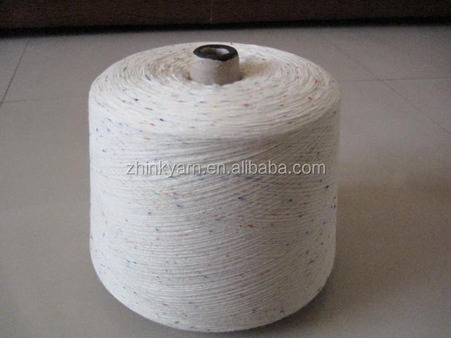 100% viscose Ne 20/1 color point ring spun yarn