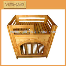 Indoor Wooden Pet Dog Crate