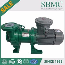 ISO9001 Standard sodium bromide solution drain suction pump supplier
