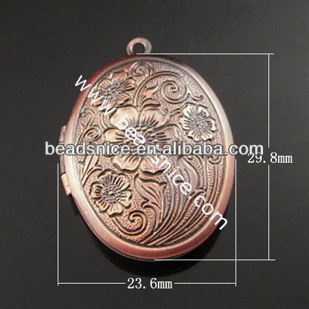 Beadsnice ID 3361 cameo cabochon pendant blanks wholesale brass pendant jewelry