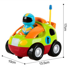 Hot Selling Cartoon R/C Race Car Radio Control Toy for Toddlers by Liberty Imports Radio Control Car