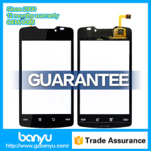 CE certificate original spare parts touch digitizer screen for huawei cm980