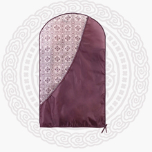 non woven hanging garment bag travel , Brown Suit Cover