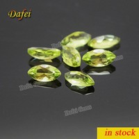 Promotion! Natural Peridot For Ring