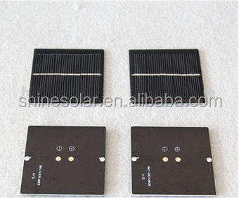 9V 3W 3Watt Mini poly solar Panel small solar cell panel with high efficiency