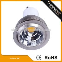 Made in china surface installation led spotlight 8w gu10