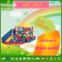 daycare soft indoor playground equipment baby game combination soft play