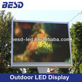 2015 High Brightness Outdoor P10 Full Color LED Display Screen, roadside advertising led billboard