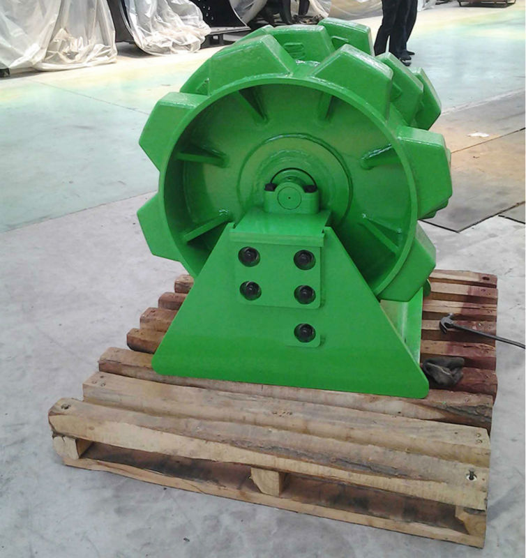 compaction wheel(6)